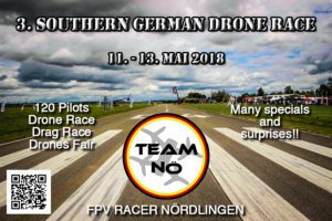 3. Southern German Drone Race