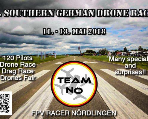 3. Southern German Drone Race